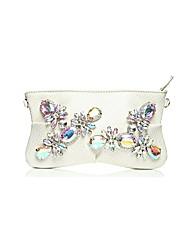 Moda in Pelle Luxeclutch Handbags
