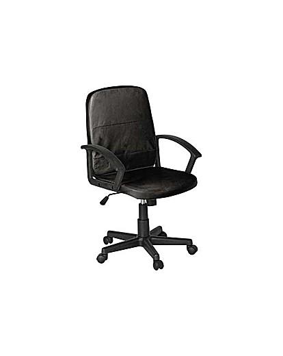 Brixham Height Adjustable Chair - Black