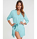 Camelia Soft Touch Short Robe
