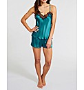 Lana Pure Silk Cami and Short Set
