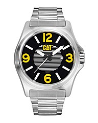 CAT DP XL date Mens Bracelet Watch