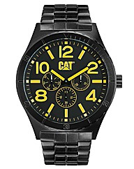 CAT Camden 48MM Mens Bracelet Watch