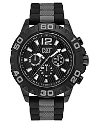 CAT Rider Mens Strap Watch