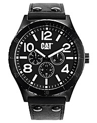 CAT Camden 48MM Mens Strap Watch