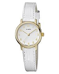 M-Watch Ladies Strap Watch