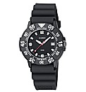 M-Watch Maxi Aqua Mens Strap Watch