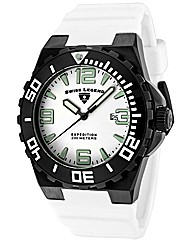 Swiss Legend Mens Strap Watch