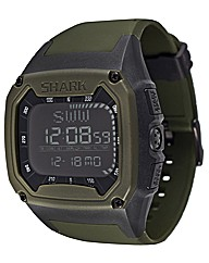 Shark Mens Strap Watch