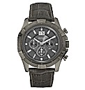 Guess Phantom Mens Strap Watch