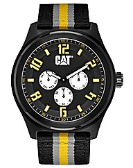 CAT Track Mens Strap Watch