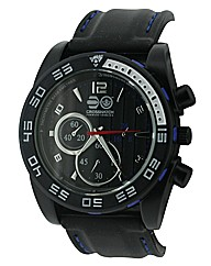 Gents Crosshatch Watch