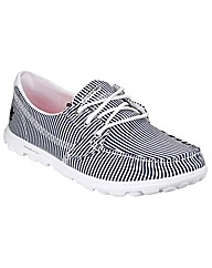 Skechers On The Go Sandbar Lace up