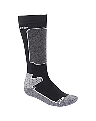 Dare2b Womens Contoured Ski Sock