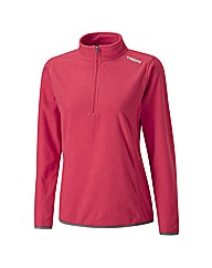 Tog24 Axis Womens TCZ Fleece Zip Neck