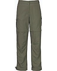 Trespass Curtis Ladies Quick Dry Trouser