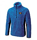 BearGrylls Bear Half-Zip Polar Fleece