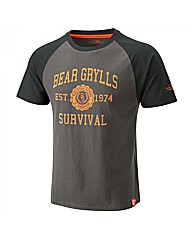 BearGrylls Bear Survivor 1974 T-Shirt