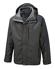 Tog24 Mason Mens Milatex 3in1 Jacket