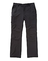 Tog24 Avro Mens Softshell Trousers Short