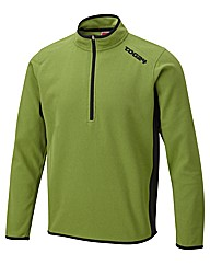 Tog24 Chamois Mens Polartec 100 Zip Neck