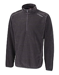 Tog24 Axis Stripe Mens TCZ Zip Neck