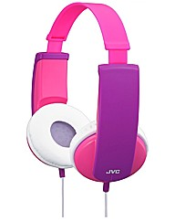 JVC Kids Headphones With Sound Limiter -