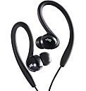 JVC Sports Ear Clip Headphones (Black)