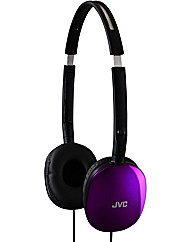 JVC Lightweight Headband Headphones
