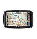 TomTom GO 500 with Lifetime UK maps