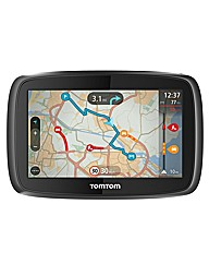 TomTom GO 400 with Lifetime EU maps