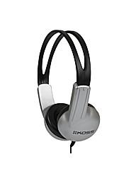 Koss OverEar Headphone ED1TC Blk/Silver
