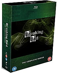 Breaking Bad - Complete Sesons 1-5