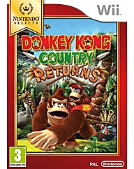 Donkey Kong Country Returns (Nintendo Se