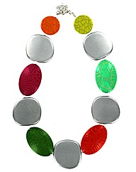 Multi Colour Necklace
