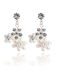 Alan Hannah Devoted Pearl Spray Earring