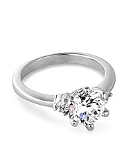 Jon Richard Mini Crystal Cluster Ring