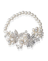 Alan Hannah Devoted Pearl Bracelet
