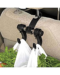 Streetwize In Car Bag Holder - pair