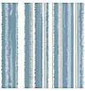 SFC Bohemia Romany Stripe Teal Wallpaper