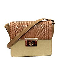Love Juno Snake Cross Body