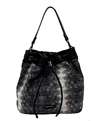 Love Juno Snake Duffle Bag