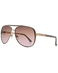 Michael Kors Kendall Aviator Sunglasses