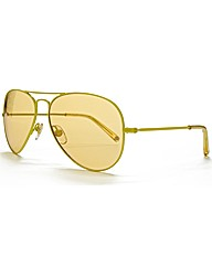 Michael Kors Rachel Aviator Sunglasses