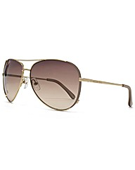 Michael Kors Sicily Aviator Sunglasses