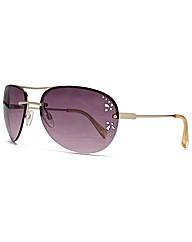 Suuna Daisy Lens Aviator Sunglasses
