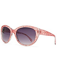 M:UK Yasmine Rimless Sunglasses