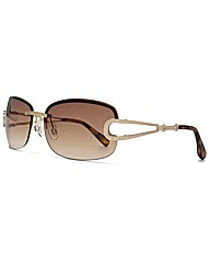 Suuna Bella Rimless Sunglasses