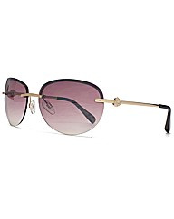 Suuna Grace Rimless Sunglasses