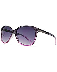 M:UK Alexandra Wide Cateye Sunglasses