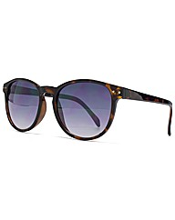 M:UK Tilly Preppy Round Sunglasses